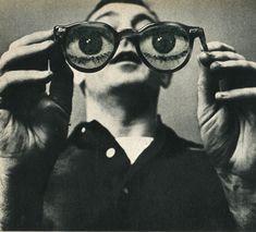 ' Myopia ' Collage on paper www.sammyslabbinck.be