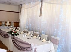 Light curtain at pontypool golf club