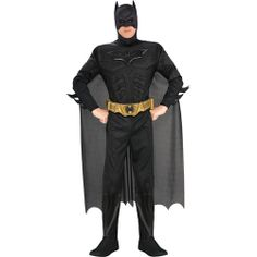 Batman Adult Halloween Costume at #Walmart. Available In-Store.