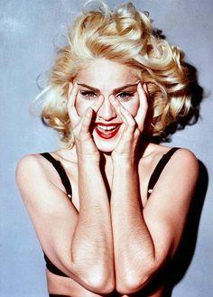 A wonderful smile,,Madonna
