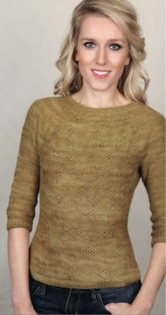 """Always seeing those gorgeous knitted sweaters with no seams and wonder, """"How do I do that?"""" Well, Faina Goberstein can teach you all the ways possible in her workshop! Register for """"The Art of Seamless Knitting and Garment Construction"""" before seats are gone! Knitting Stitches, Knitting Patterns, Knitting Sweaters, Knitting Ideas, Knitting Projects, Ravelry, Stockinette, Knit Fashion, Knit Crochet"""