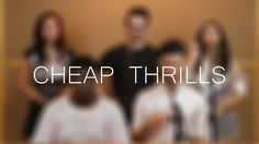 Voice In - Cheap Thrills (Live Session Acapella Cover)