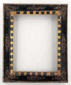 Reverse cassetta frame made by Siegfried.Frost@rubensartgallery.com