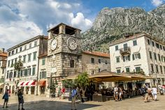 Kotor, Montenegro (and a tour of the rest of the bay)