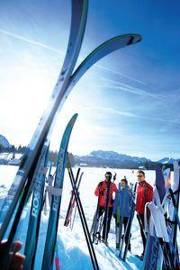 Skilanglauf als Ausdauertraining #ski #langlauf #ausdauertraining #cardio #wintersport #outdoor