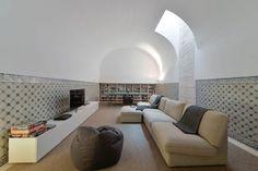awesome Casa na Rua de São Mamede ao Caldas by Aires Mateus Arquitectos