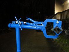 Bike or pipe clamp