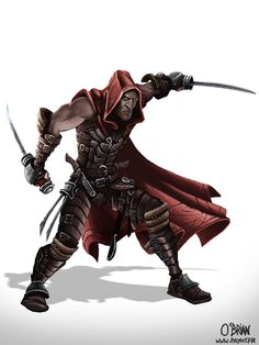 m Rogue Assassin 2 weapons