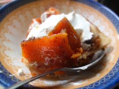 Sweet Potato Cobbler and a Lesson in Love