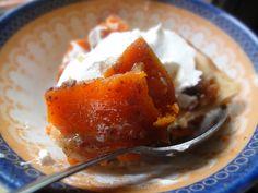 Sweet Potato Cobbler