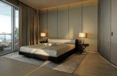 Armani/Casa interiors at the World Towers