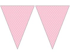 Free printable medium banner flags. Free to use and free to share. <3