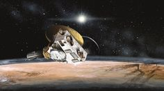 Pluto-bound probe suffers glitch days before dwarf planet encounter -  NASA's New Horizons probe appears to be back in action. Mission controllers found the source of the spacecraft's glitch, and the craft should resume its planned science observations of Pluto and its moons starting Monday. The problem was caused by a timing flaw in New Horizons' command sequence ahead of the planned flyby on July 14, according to NASA. The space agency has a full statement about the incident.