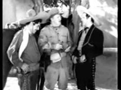 Stars Duncan Renaldo Leo Carrillo Armida Director Wallace Fox Chasing Mexican Bandits The Captain Sees Cisco And Pancho Ride Away