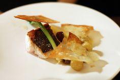 Le Chateaubriand, Paris - on the World's 50 Best Restaurants list but serving a set dinner menu for 60euro
