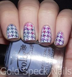 Base Coat: CND - Stickey Base Colour: Rimmel White Other Colours: Sally Hansen - Fairy Teal, Color Club - Hydrangea Kiss, Beauty UK - Jelly Bean & W7 - Pink Image Plate: Konad M65 Stamping Colour: Konad Special White Top Coat: Sally Hansen Advanced Hard As Nails
