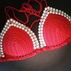 Crochet clothes for women dresses tank tops 19 top ideas Crochet Woman, Love Crochet, Quick Crochet, Irish Crochet, Beautiful Crochet, Crochet Baby, Knit Crochet, Crochet Tank Tops, Crochet Bikini Top