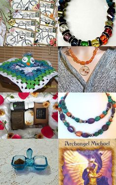 A Few of My Favorite Things by Susan Burnett on Etsy--Pinned with TreasuryPin.com