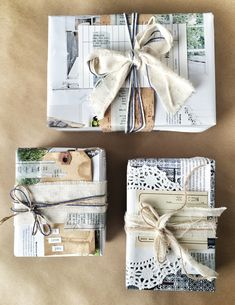 10 Creative Alternatives To Store-Bought Gift Wrap
