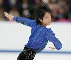 Tatasuki Machida(JAPAN) : All-Japan Figure Skating Championships 2014
