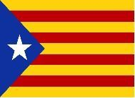 """""""Barcelona's Battle Of The Banners"""" By Paul Ames 
