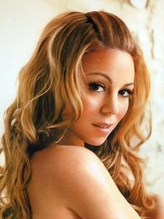 Mariah Carey has the most beautiful and powerful voice and one of my favorites and she's stunning!