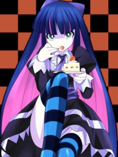 stocking anarchy anime - Google Search