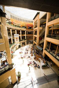 Pacific Place, Downtown Seattle