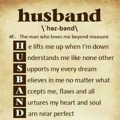 must be created by a husband