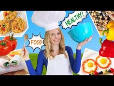 How to Cook Healthy Food! 10 Breakfast Ideas, Lunch Ideas & Snacks for School, Work! - YouTube