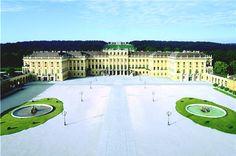 Château de Schönbrunn, en Autriche : Schönbrunn, le Versailles autrichien