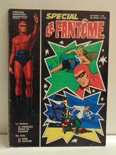 Ancien Magazine LE Fantôme N°82 Ancienne Bande Dessinée BD Aventure Américaine   eBay