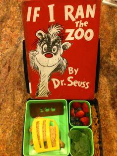 Keitha's Chaos: Dr. Seuss' Bartholomew and the Oobleck