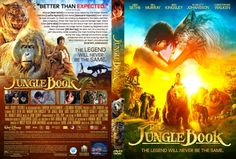 The Jungle Book  Latino Inglés  The Jungle Book DVDR | NTSC | VIDEO_TS | 4.36 GB | Audio: Español Latino 5.1 Inglés 5.1 | Subtítulos: Español Latino Inglés | Menú: Si | Extras: Si  Título original: The Jungle Book Otros títulos: El Libro De La Selva Año: 2016 Duración: 105 min. País: Estados Unidos Director: Jon Favreau Guión: Justin Marks (Novela: Rudyard Kipling) Música: John Debney Fotografía: Bill Pope Reparto: Neel Sethi Bill Murray Ben Kingsley Idris Elba Lupita Nyongo Scarlett…