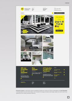 Great looking portfolio design:  Portfolio of Maciej Mach