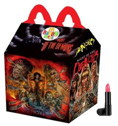 """Night Of The Demons"" Happy Meal"