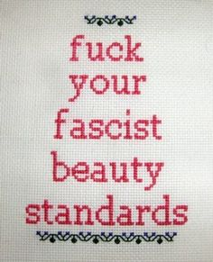 Cross Stitching, Cross Stitch Embroidery, Cross Stitch Patterns, Stitching Patterns, Embroidery Patterns, Women Rights, Feminist Art, Feminist Quotes, Body Love