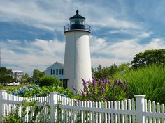 Plum Island Lighhouse which is located on a 9 mile barrier island off the northern coast of MA and is divided by the towns of Newbury, Newburyport, Ipswich & Rowley!