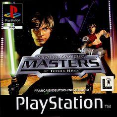 Star wars - Masters of teras kasi- PS1