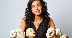 Red Lodge Clay Center | Diana Farfan. Source gives bio.