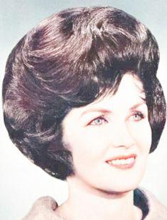 1960s Hair, Beehive Hair, Fluffy Hair, Hair Brained, Retro Hairstyles, Hairspray, Big Hair, Short Hair Styles, The Past