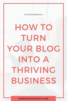 I can't believe this guide is free!! This post has taught me a lot and now I feel confident in turning my blog into a business. This blogger teaches you exactly what you need to turn your blog into a killer business. Learn how to find your niche, how to brand your blog, create a business plan for your blog, create a blog plan, become an entrepreneur, blogging tips, how to grow your blog, how to start a blog, and more!