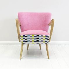 Armchair called 'Candy' from http://deca.com.pl/produkt/fotel-landrynka