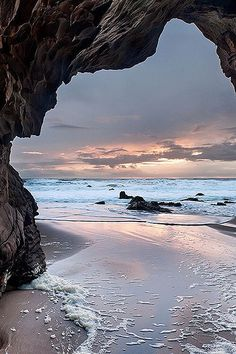 fall sunset,,,, pedra furada brasil