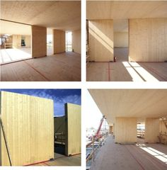 Innovation From Cross-Laminated Timber Company KLH Elements