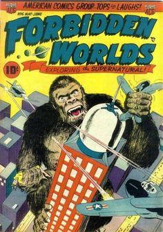 Forbidden Worlds (Volume) - Comic Vine