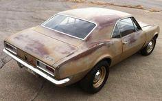 '67 Camaro survivor...