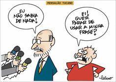 Azeredo diz ser tão inocente no Mensalão Mineiro quanto Lula