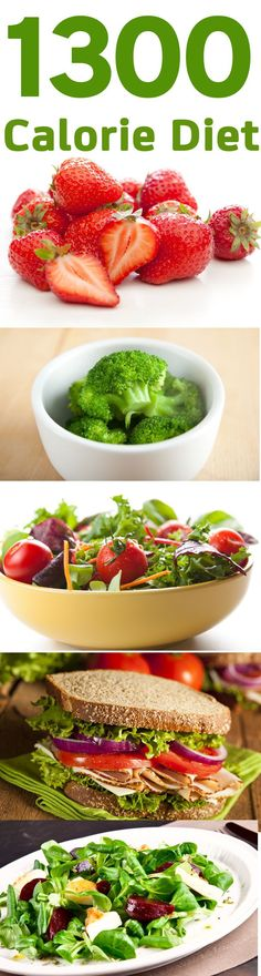 1300 Calorie Diet - Everything You Need