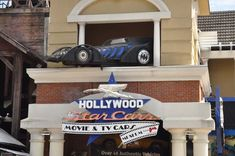 5 Things You Didn't Know About the Hollywood Star Cars Museum